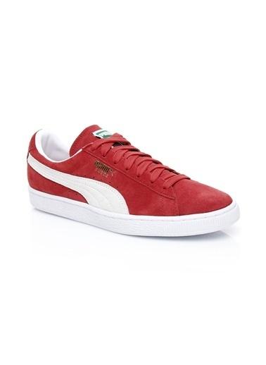 Puma Suede Classic Kırmızı